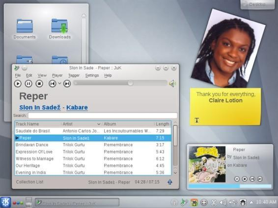 KDE 4.9 arrives, wants to show off its stability