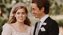 More photos have been released from Princess Beatrice's wedding