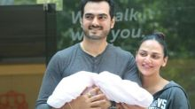 FIRST pics: Esha Deol brings her daughter home