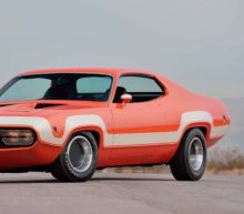 Plymouth Rapid Transit System muscle car concepts going to auction