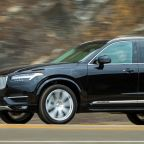 Volvo Recalls XC90 SUVs for Fire Risk