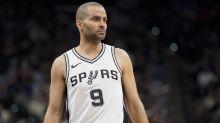 Spurs set to retire Tony Parker's number in November