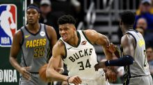 Bucks, Pacers game sets hard-to-match sibling record