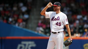 What Mets pitcher is most likely to be traded?