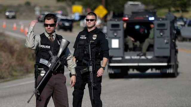 MANHUNT: Did Dorner die in the fire?