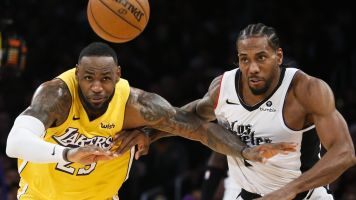 Lakers, Clippers are on a collision course