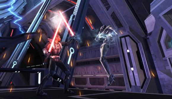 The Digital Continuum: SWTOR turns up the heat