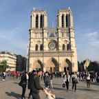 Viral Search Helps Woman Find Man And Child She Photographed Before Notre Dame Fire