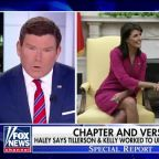 Nikki Haley says Rex Tillerson and John Kelly worked to undermine President Trump