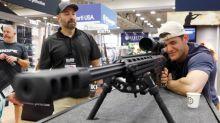 FOTOS | Así se vive desde dentro la pasión por las armas en los eventos de la Asociación Nacional del Rifle