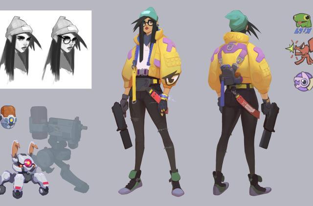 Valorant's twelfth agent is Killjoy, a German robotics genius