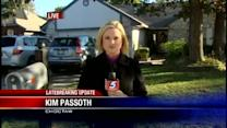 Teen hurt in Choctaw home invasion