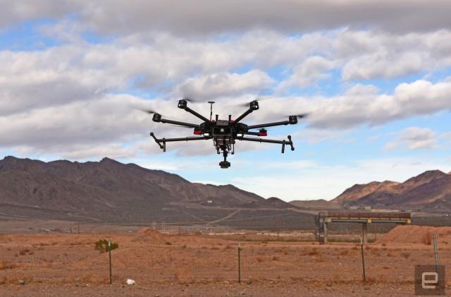 Trump announces program to test drones beyond FAA regulations