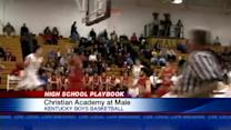 Male gets big home win over Christian Academy