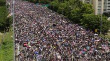 Massenprotest gegen Puerto Ricos Gouverneur