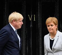Boris Johnson asks Nicola Sturgeon to a 'save the Union' summit