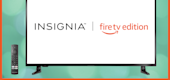 Insignia 70-inch 4K Fire TV Edition. (Amazon)