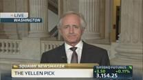Why I'm opposed to Yellen: Corker