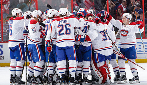 NHL: Historische Wiederholung zum Jubiläum