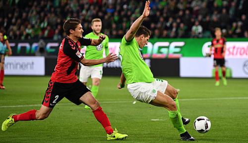 """Bundesliga: """"Gibt keinen Knacks"""": Gomez glaubt nicht an Leistungseinbruch"""