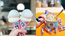白兔糖變雪糕紅到去美國!原來香港都有得食?