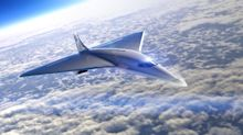 Virgin Galactic unveils supersonic jet that will fly from London to New York in 90 minutes