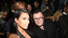 Kim Kardashian leads celebrity tributes to designer Alber Elbaz, who died at 59: 'What a sweet soul'