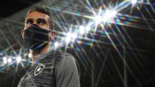Lazaroni valoriza vitória do Botafogo: 'Importante para elevar a confiança'