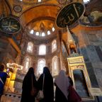 Turkey's Decision to Turn Hagia Sophia Into a Mosque Dismays Christians, Neighbors, Historians