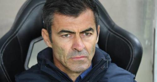 Foot - L1 - Bastia - Bastia : Rui Almeida veut se focaliser sur le terrain face au PSG, après les sanctions disciplinaires