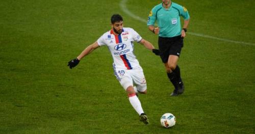 Foot - L1 - OL - Pour Bruno Genesio, Nabil Fekir n'est «pas prêt à faire les efforts»