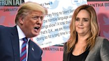 Trump calls for Samantha Bee to be fired