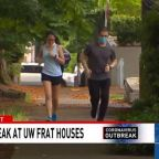 Coronavirus outbreak infects 105 in University of Washington frat houses, report says