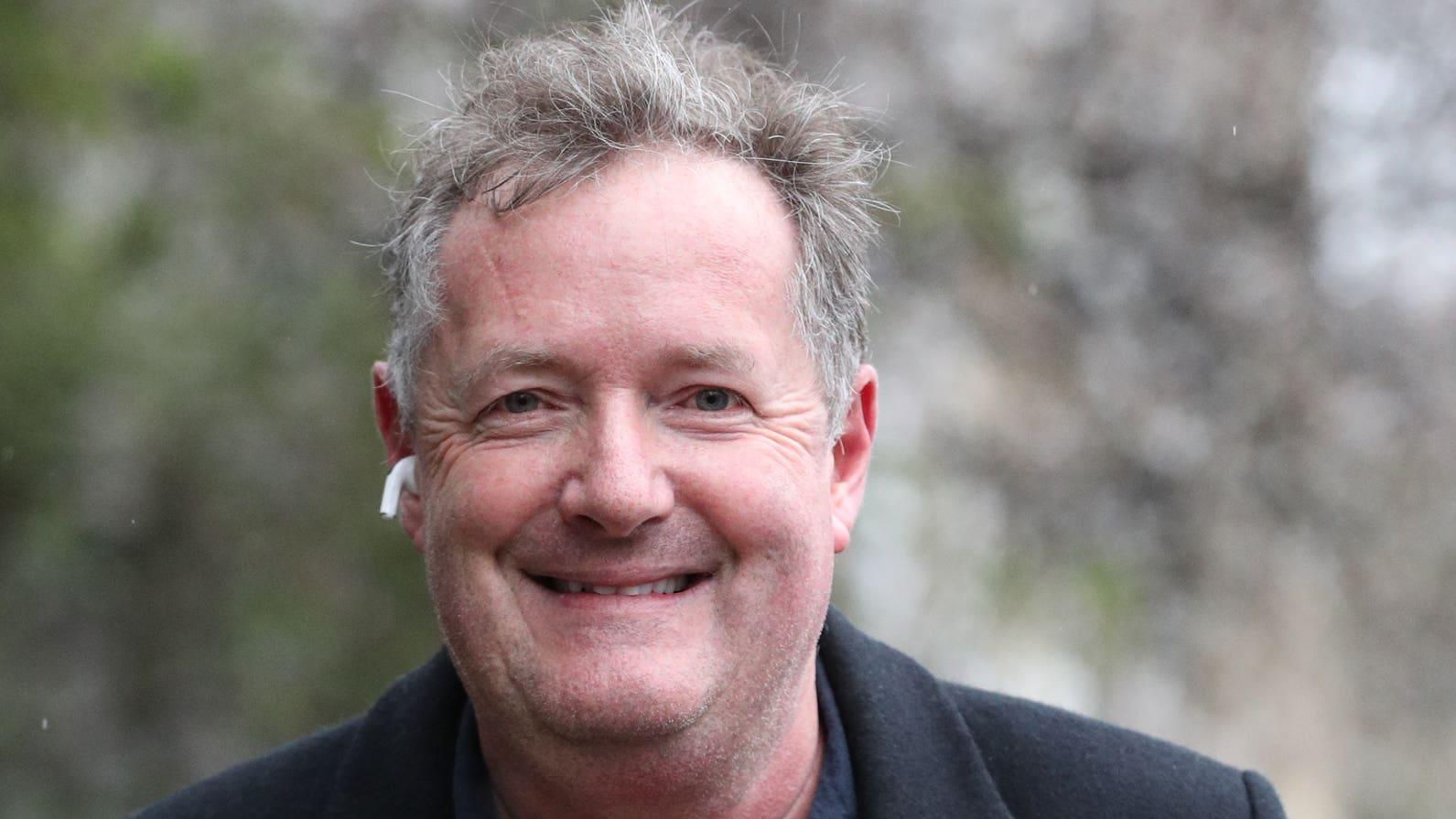 Piers Morgan: The British public backs me over Harry and Meghan