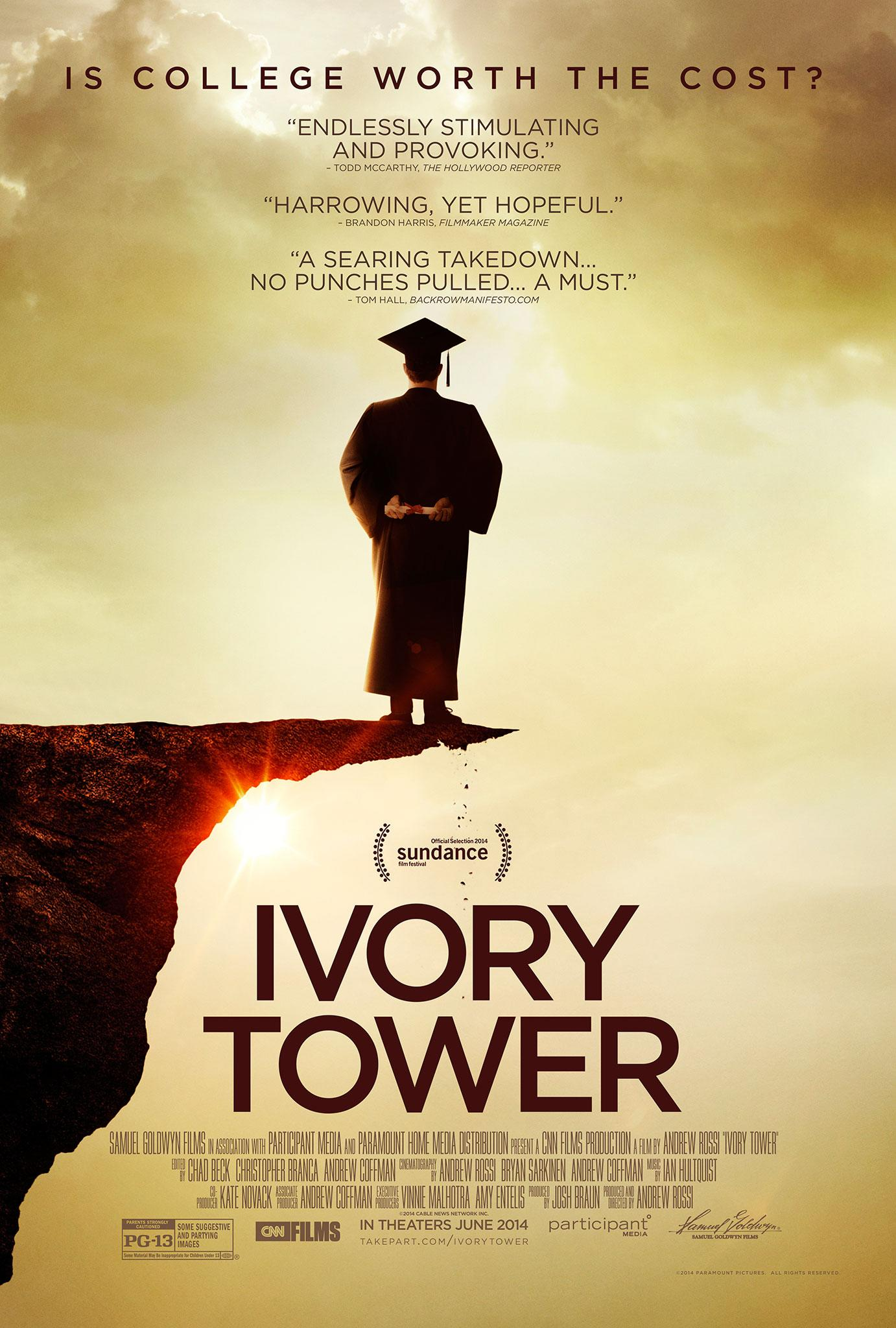 Ivory Tower Trailer Hard Lessons In The High Cost Of Higher Education