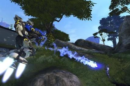 Firefall outlines progression on the path to launch