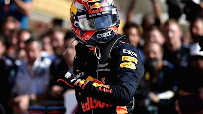 Max Verstappen's camp angry at FIA for last lap penalty at US Grand Prix