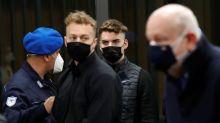 Italian prosecutor seeks life sentences for U.S. students accused of killing