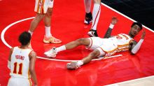 Hawks survive fourth quarter scare in crucial win over Wizards