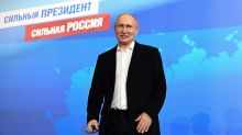 Putin rejects spy attack claims as chemical weapons experts head to UK