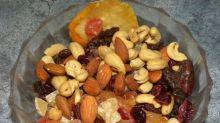 No, los frutos secos no son el mejor snack que puedes tomar entre horas