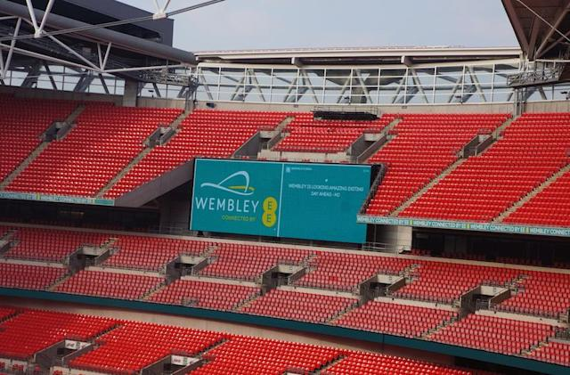 Inside Wembley: why it wants to become the world's most connected stadium