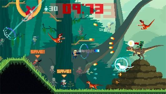 Super TIME Force trailer makes a big mess, saves a few lives