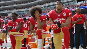 Reid not convinced by NFL's Kap 'PR stunt'