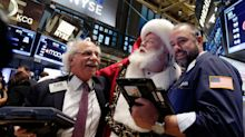 Welcome to the Santa Claus rally: Morning Brief