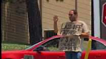 Cracking down on panhandlers