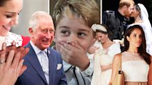 Babies, birthdays and weddings top list of most searched-for royal moments