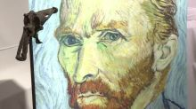 Revólver do suposto suicídio de Van Gogh vai a leilão