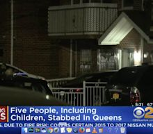 Five people, including three babies, stabbed at New York daycare centre