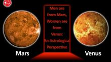 Men Are From Mars, Women Are From Venus: An Astrological Perspective